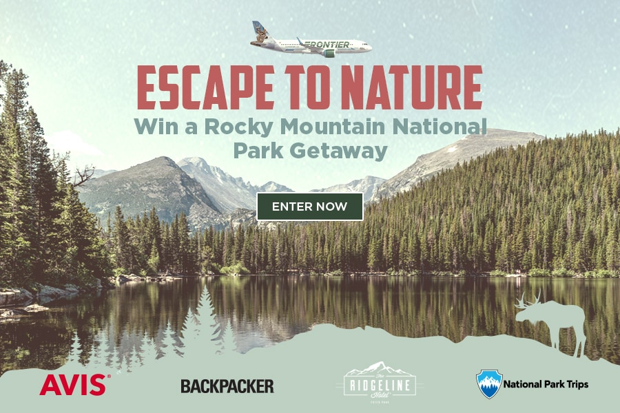 Escape to Nature: Win a Rocky Mountain National Park Getaway