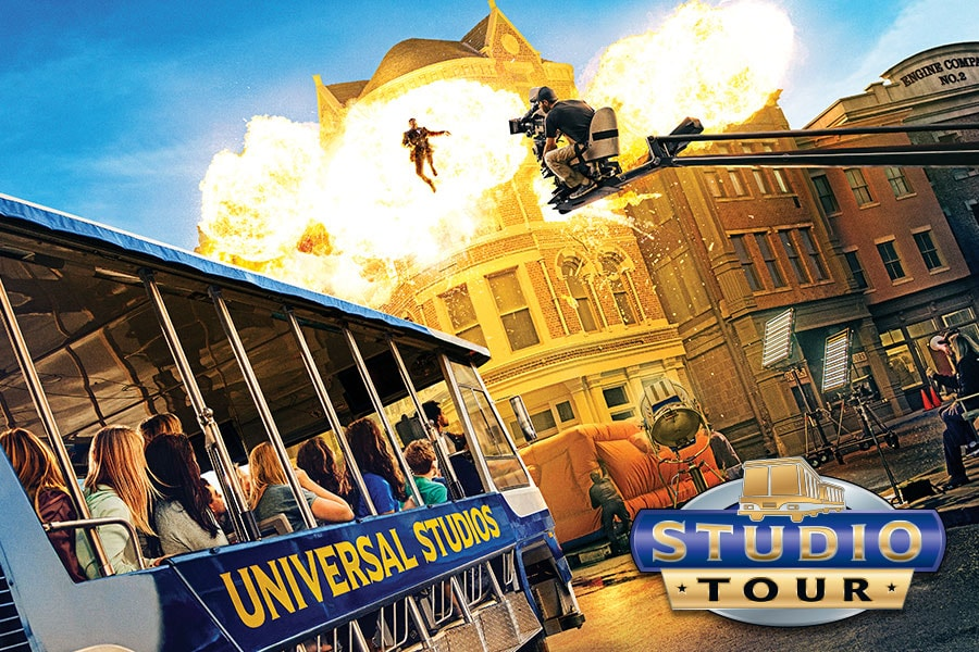 $10 off a 2-day Pass to Universal Studios Hollywood™