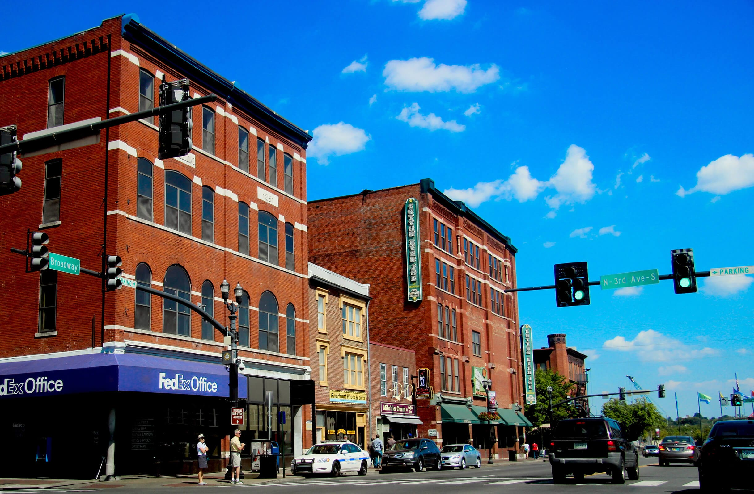 Rent A Car Nashville: Business Travel In Nashville